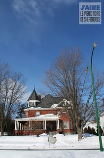 Maison Campbell, boul. Queen-Victoria, Sherbrooke, Qc