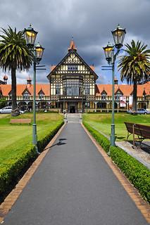 Rotorua - Government Gardens (8)
