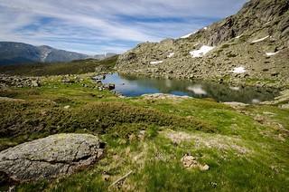 Laguna grande | Peñalara