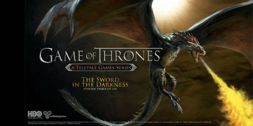 Game of Thrones: Episode 3 -The Sword in the Darkness Walkthrough