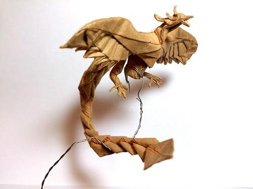 Satoshi Kamiya's Phoenix, folded by me