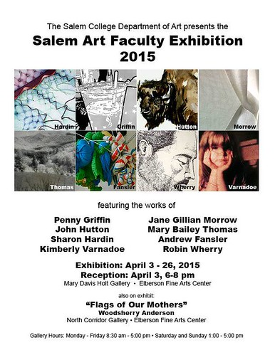 APRIL: Salem Elberson Fine Arts Center Galleries