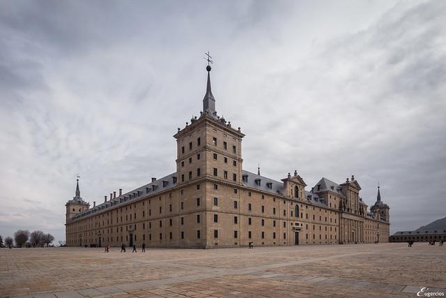 Real Monasterio de San Lorenzo de El Escorial. Juan Bautista de Toledo y Juan de Herrera, 1563-1584.