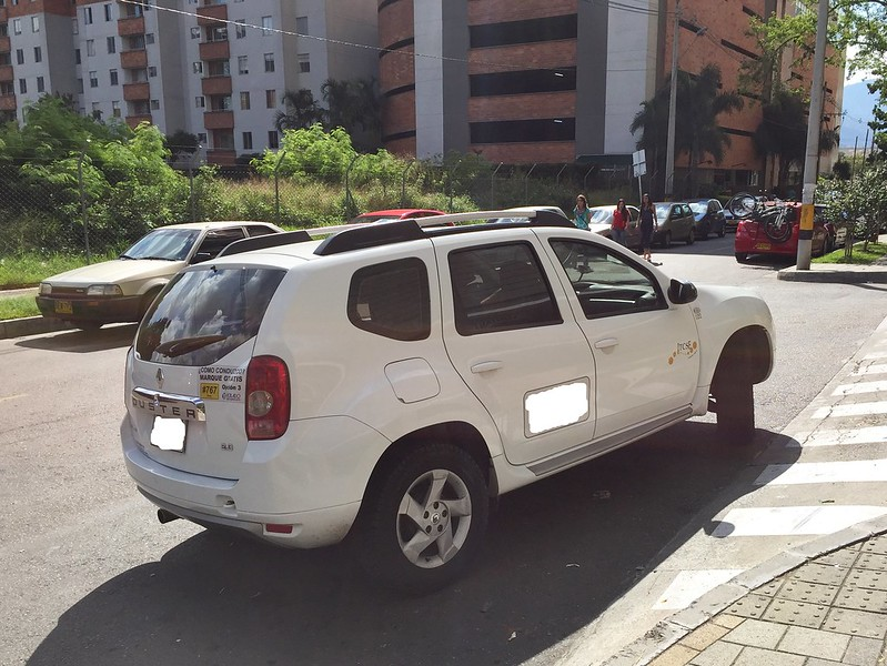 A Renault Duster