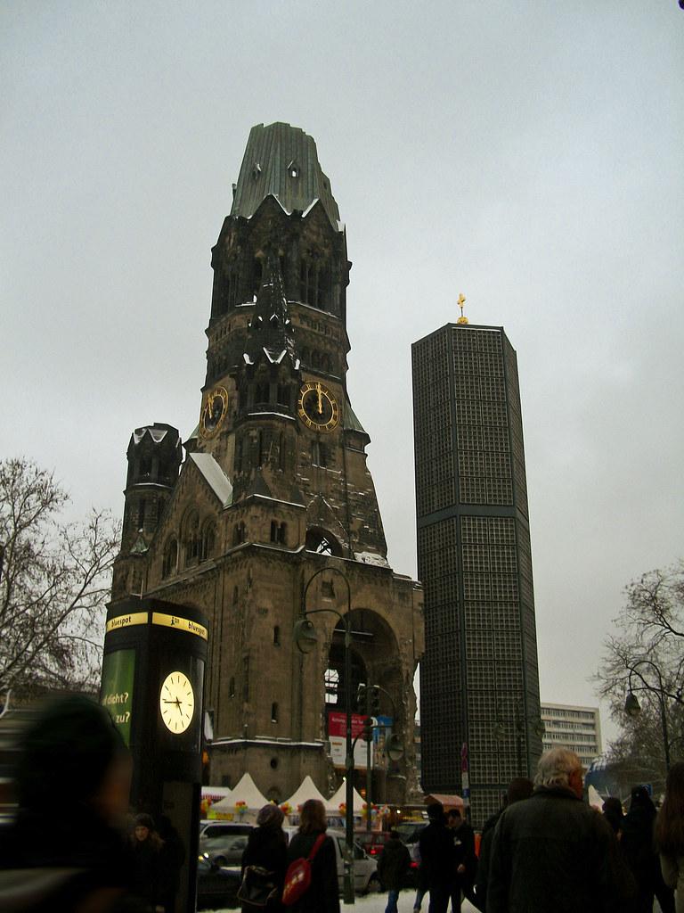 Keiser Wilhelms Gedächtnis kirche