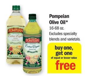 Pompeian uses SmartSource coupons technology, if you haven't printed online coupon from SmartSource before you will be prompted to install Java, please follow the instruction before clicking the