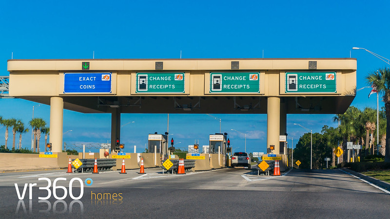 Florida Toll Booth