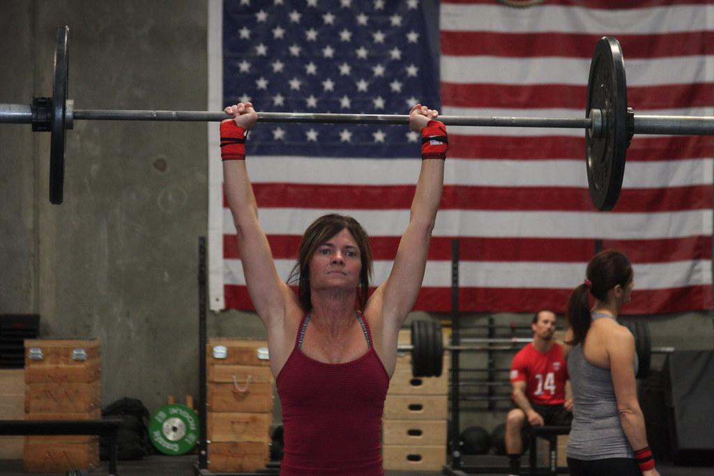 15.4 at Ruination CrossFit