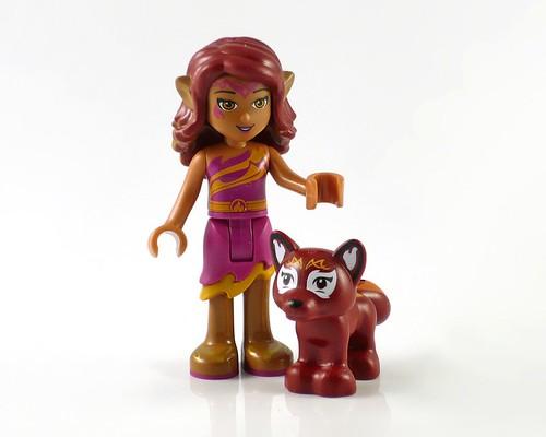 LEGO Elves 41074 Azari and the Magical Bakery figures04