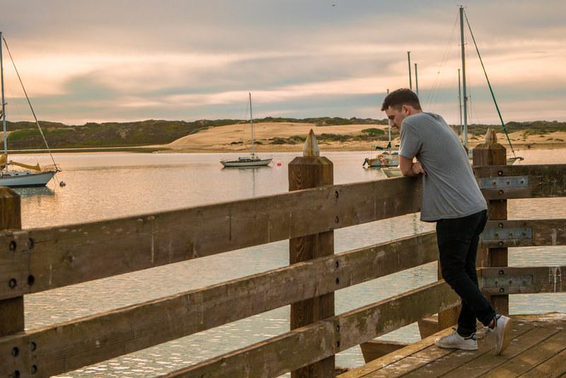Danny in Morro Bay