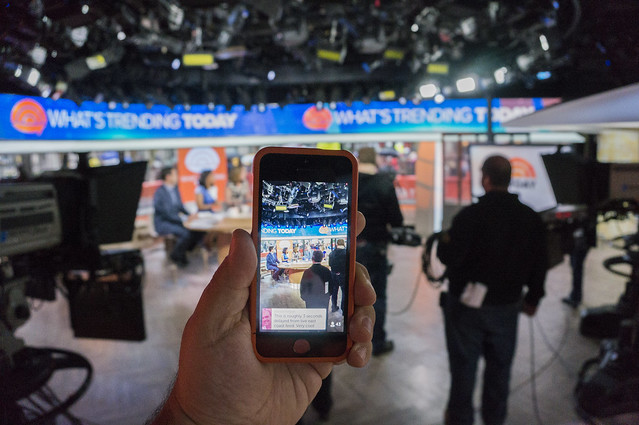 Twitter's Periscope App TODAY Show NBC