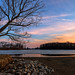 Kent Lake - March 25, 2015 by Jacqueline C. Verdun