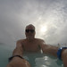 Blue Lagoon Selfie by Numinosity (Gary J Wood)