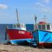 Fishing Boats by ~*Hannah*~