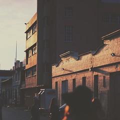 A street in Johannesburg, kissed by the rising sun. || #KeepWondering #madewithfaded @madewithfaded #NewtownMeet #joburg #jozi #johannesburg #igersjozi @igersjozi #street #urban #architecture #city #sunrise #goldenhour #people #building #morning #sun #ins