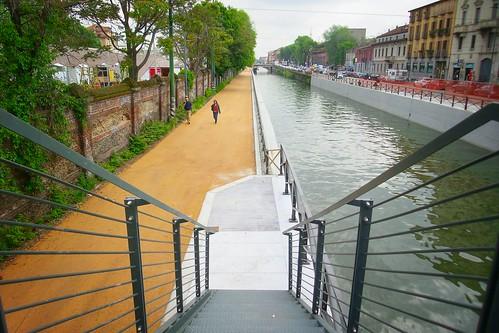 Dal nuovo #ponte di via Lombardini by Ylbert Durishti