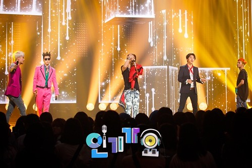 Big Bang - SBS Inkigayo - 10may2015 - SBS - 04
