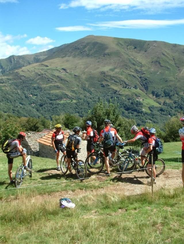 Bike 2-Tagestour 2004