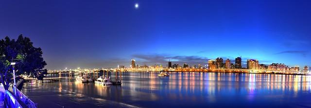 2016 大稻埕碼頭暮色 Dadaocheng Pier