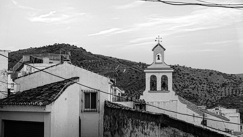 Campanario iglesia Olías