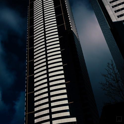 seattle blue sunset architecture square unionsquare x100s 2152015 215in2015 image47215
