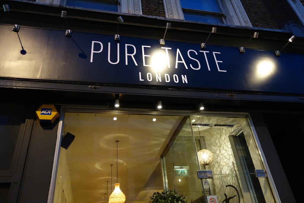 Pure Taste, Westbourne Grove