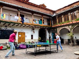 Pariwana Hostel, Cuzco