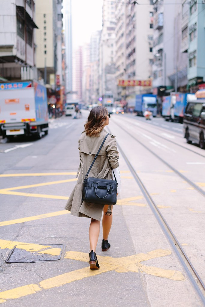 Geneva Vanderzeil DIY Camera Bag Insert Coach Hong Kong