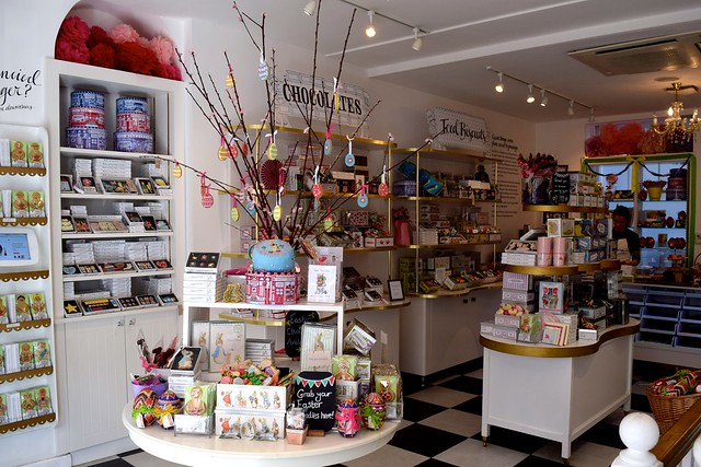 Biscuiteers Boutique, Notting Hill