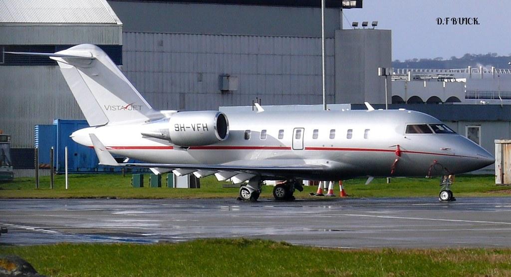 9H-VFH - CL60 - VistaJet