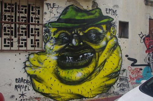 Street Art, Cartagena de Indias, Colombia