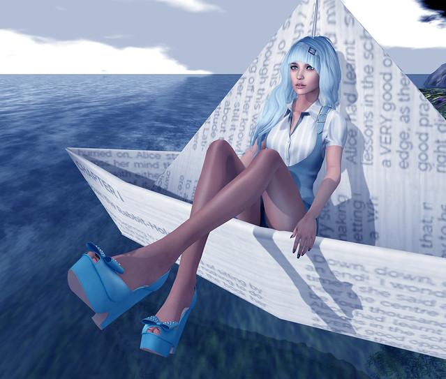 Land Ahoy II