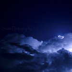 Beautiful lightning illuminates a supercell near Nolan, TX, on April 21, 2015. For prints, visit: fineartamerica.com/featured/2-in-the-heavens-ryan-smith.html