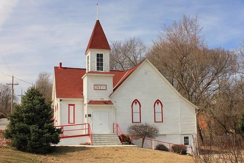 Brownville Christian Church (Former) - Brownville, NE
