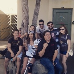 Thx @realegame ! Escape from the Walled City? #fail Fun time? #SUCCESS #LosAngeles