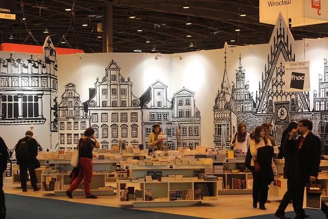 Librairie Fnac - Salon du Livre de Paris 2015