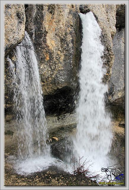 Entorno de la cascada de Yeguamea (3)