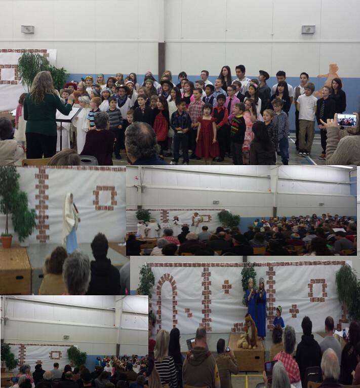 Avalon Adventist Junior Academy Christmas Program 2014