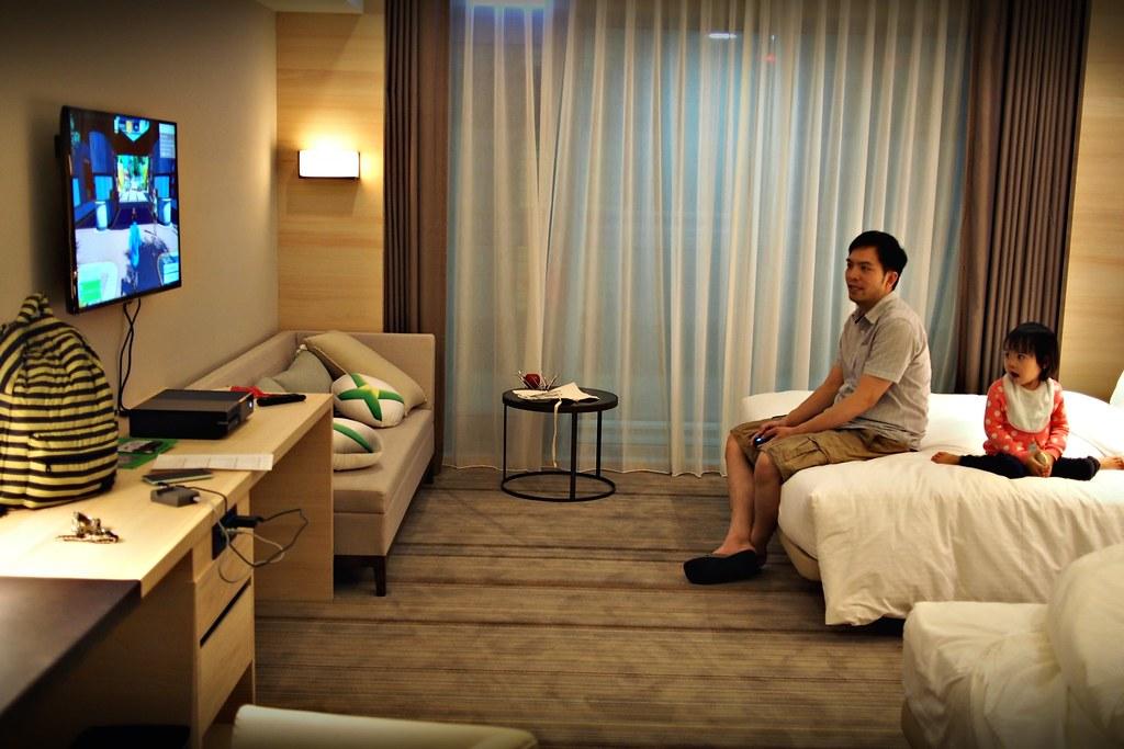 XBOX主題飯店 和逸台南館-房間-5