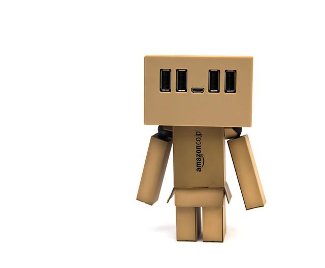 實用又可愛!阿楞 x USB 2.0 !這次是 Hub 集線器 @3C 達人廖阿輝