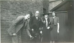 wilfred & may annear, jean, billy, major