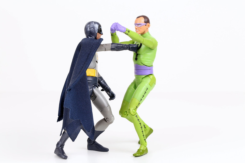 Batman POW! Riddler