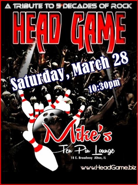 Head Game 3-28-15