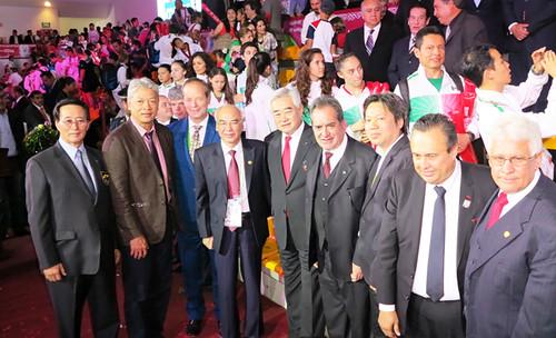 Võ thuật TP.HCM 40 năm hội nhập và phát triển (P4): Taekwondo – Hành trình của những cảm xúc