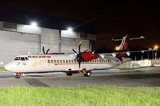 Air India Regional  ATR 72-600  VT-AIU cn 1246