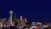 The Seattle Blue Hour