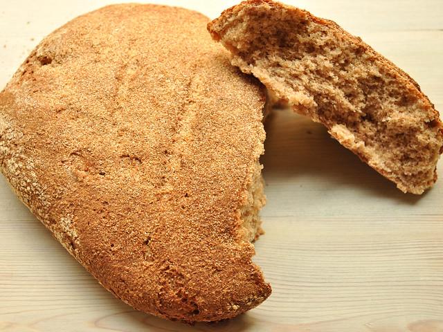 Pane di Farro: Ricetta Bimby
