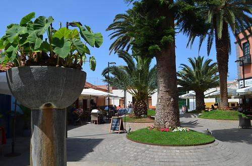 Tapa degustacion, El Patio, Puerto de la Cruz