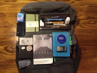 What's In My Bag 2015-04-04
