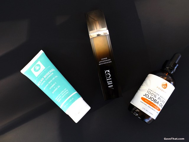 Silicone Free Beauty Oz Naturals Foxbrim and Mito Q